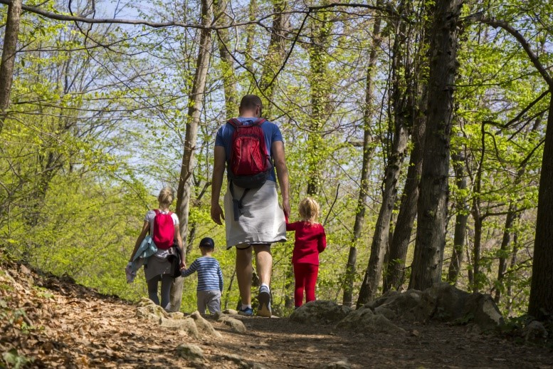 explore the outdoors this may half term